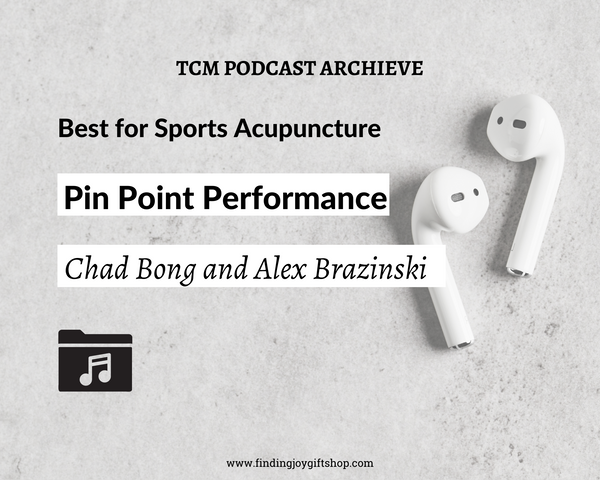 Pin Point Performance Acupuncture Podcast