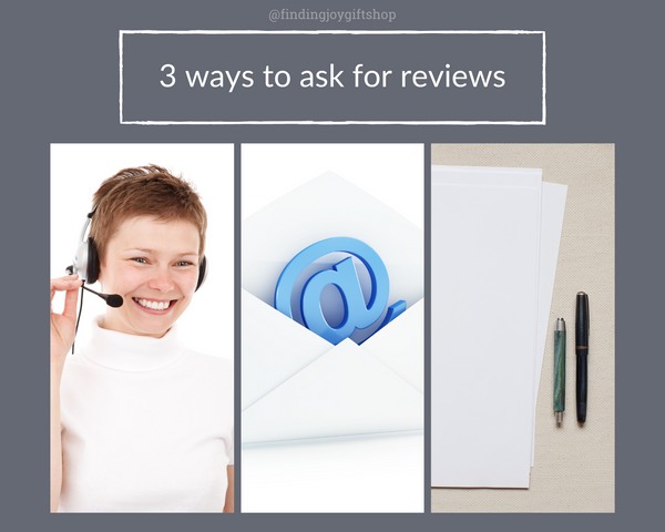 3 ways to ask patient reviews