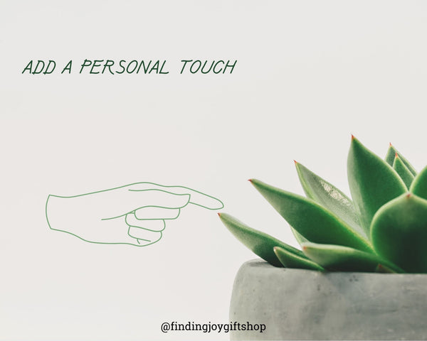 add personal touch to your acupuncture patient encouragement letter