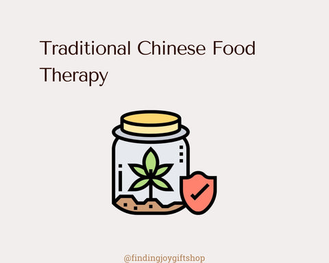chinese food therapy
