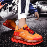 Full palm air cushion father shoes traffic network red the same sports shoes new 5 generations special discount men's shoes.