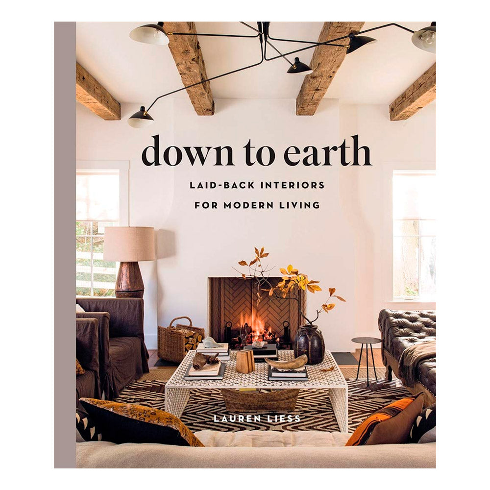 DOWN TO EARTH LIBRO