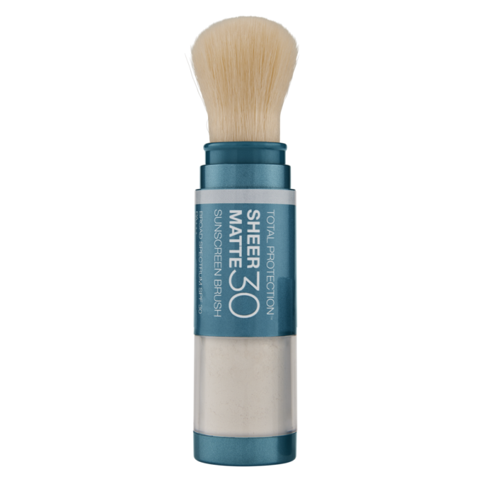 ColoreScience Sunforgettable® Total Protection™ Sheer Matte Sunscreen Brush SPF 30