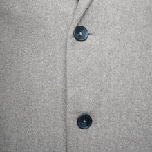 Load image into Gallery viewer, Harry Brown Oatmeal Wool Overcoat
