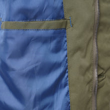 Load image into Gallery viewer, Harry Brown Khaki Hooded Rain Mac