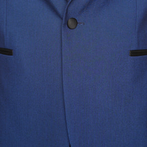 Harry Brown Blue Two Piece Slim Fit Suit