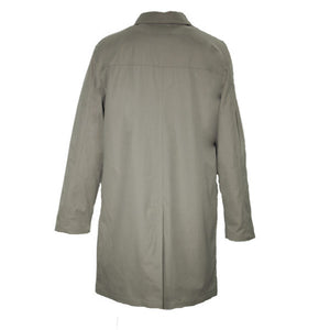Harry Brown Stone Coated Raincoat with Detachable Lining