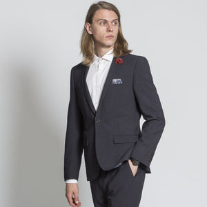Harry Brown Grey Mix and Match Slim Fit Suit