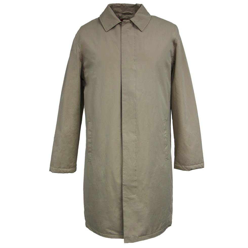 Carter & Jones Stone Rain Coat
