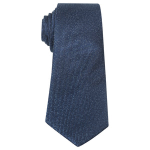 Penguin Silk Plain Navy Tie
