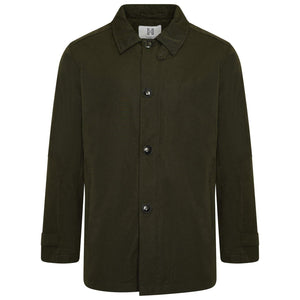 Harry Brown Raincoat in khaki