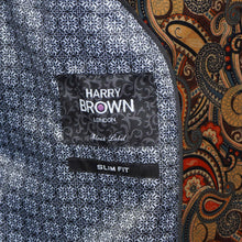 Load image into Gallery viewer, Harry Brown Party Blazer in Brown