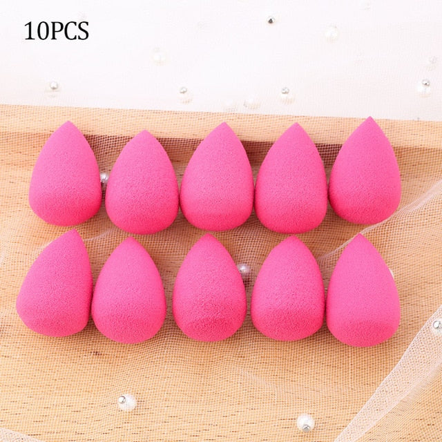 Mini Makeup Sponge Water Drop Shape Makeup