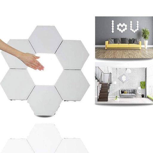 DIY Modular Honeycomb Light