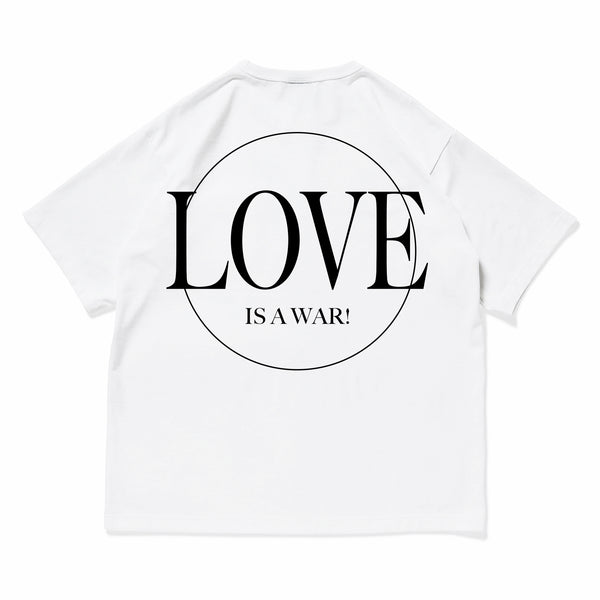 "神隱 Spirited Away - ""LOVE IS A WAR"" T-shirt"