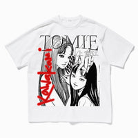 """TOMIE"" T-shirt by Otaku Mobb"