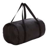 Gym Fold-Down Barrel Bag