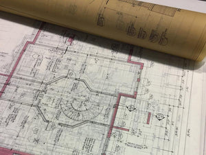 Blueprint Scans and Copies