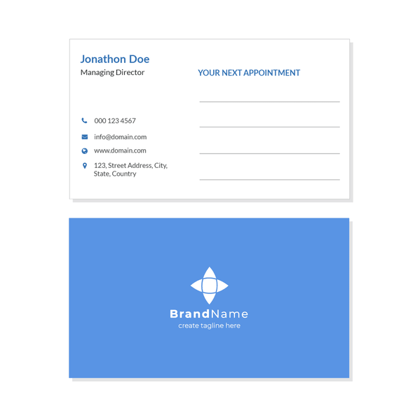 Appointment Cards - The Business Box