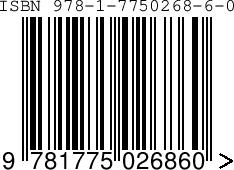 Barcode for ISBN Using Ready to Print on Back Cover - The Business Box