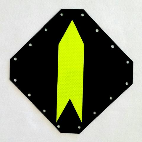 RouteFlectivs: Reusable All-Weather Signs!