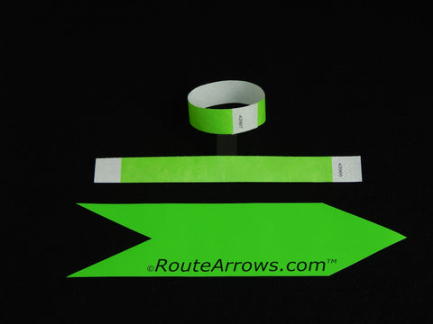 RouteBands - Green