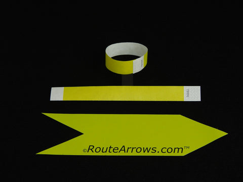 RouteBands - Lime