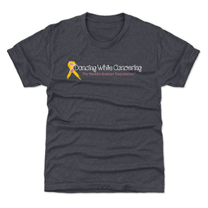 Dancing While Cancering Kids T-Shirt | 500 LEVEL