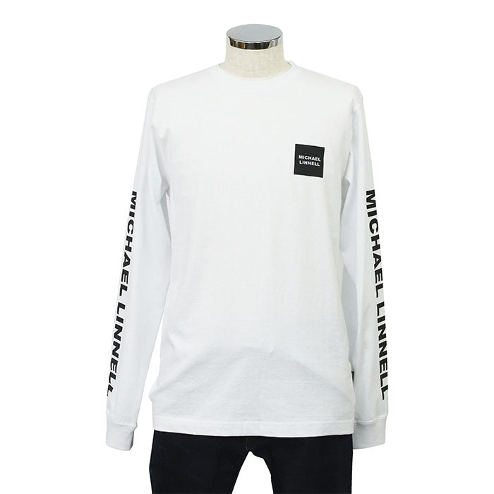 【カートに追加で30%OFF】Arm Logo Long Sleeve T-shirt