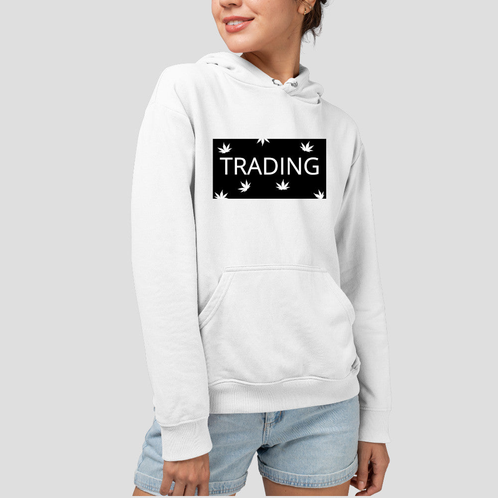 Trading Hoodie Woman - The Bitcoin Shop