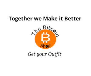 Fighting Hoodie - The Bitcoin Shop
