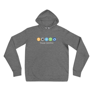 Team Crypto Hoodie - The Bitcoin Shop
