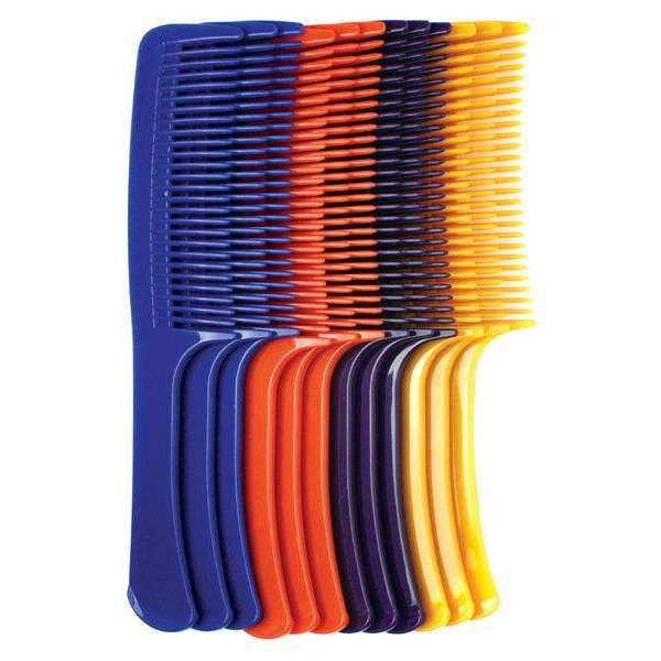 Annie Curved Teeth Bush Comb 9