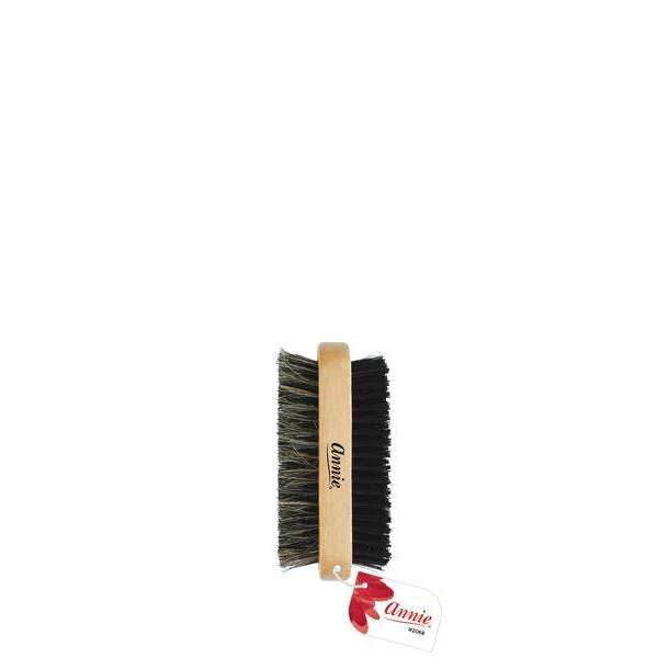 Annie Two Way Military Boar Bristle Brush Soft and Hard