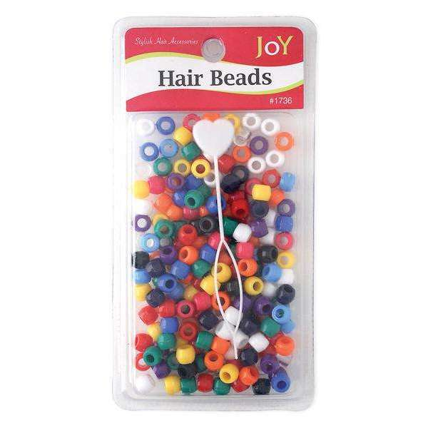 Joy Round Beads Regular Size 200Ct Asst Color