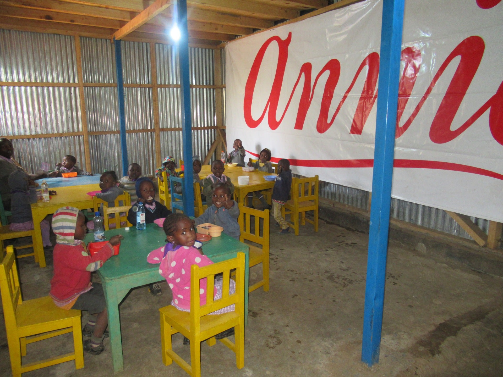 Annie Gives Back,