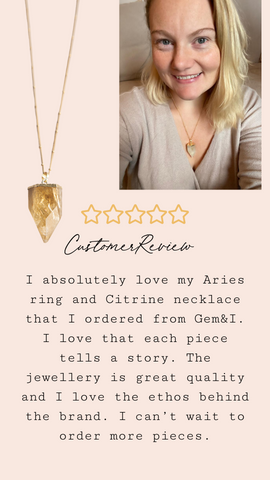 citrine crystal necklace pendant gold plated necklace customer review