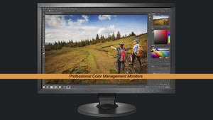 Professional Color Management Monitors