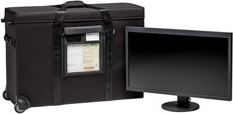 Tenba Transport Air Case w/ wheels for EIZO 31-inch Display - Black