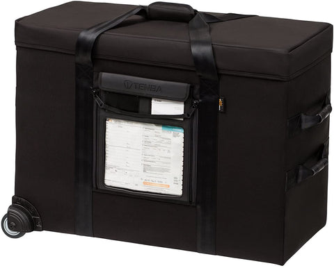 Tenba Transport Air Case w/ wheels for EIZO 27-inch Display - Black