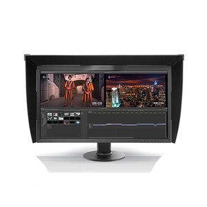 "EIZO ColorEdge CG319X-4K-BK 31.1"" 17:9 Hardware Calibration IPS Monitor With Hood"