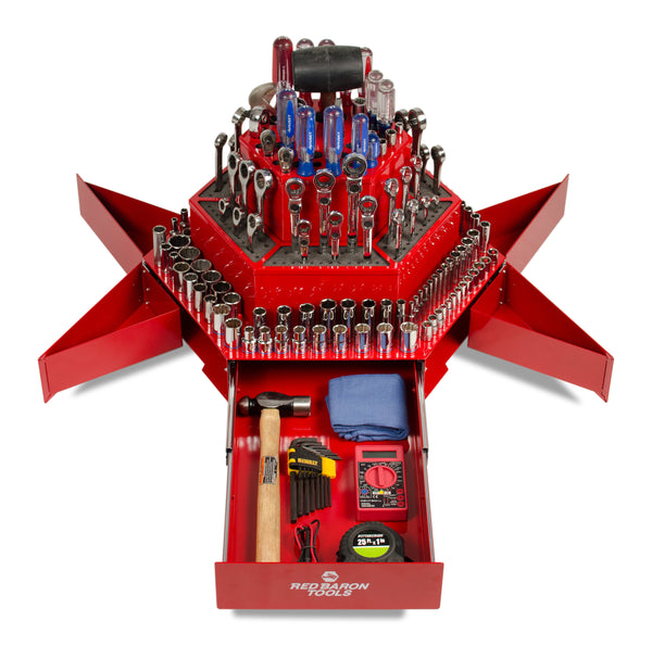 "Red Baron Tools 22"" Tool Organizer"