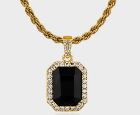 Istanbul necklace by Queen and Collection