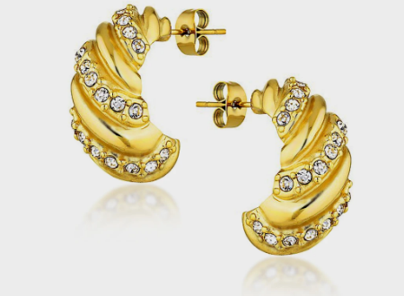 Mona Earrings by Queen and Collection