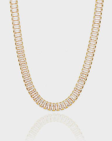 Tripple Necklace by Queen and Collection
