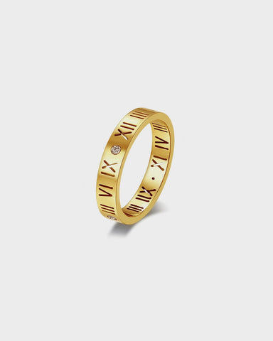 Soho Ring by Queen and Collection