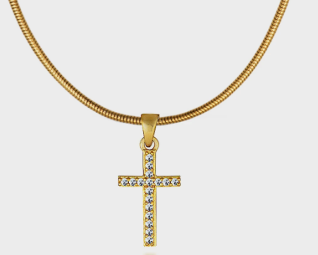 Belief Necklace from Queen and Collection