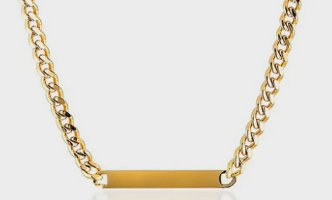 Avenue Necklace by Queen and Collection