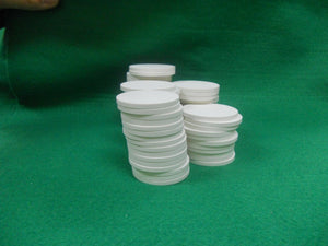 Poker Chip for Sublimation or UV  Pack of 25