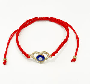 Ojo fancy bracelet